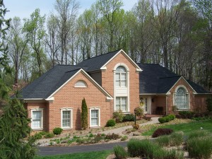 Home with GAF Roofing Shingles Crownsville Maryland