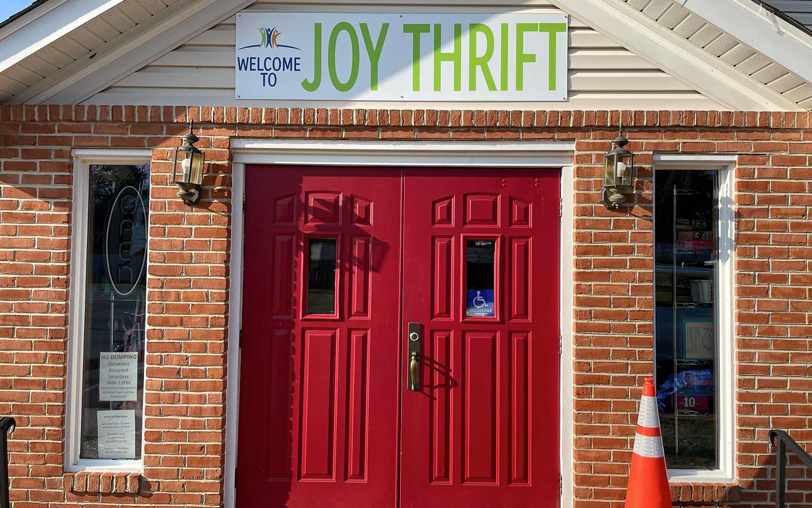 Featured Project: Joy Reigns Lutheran Church