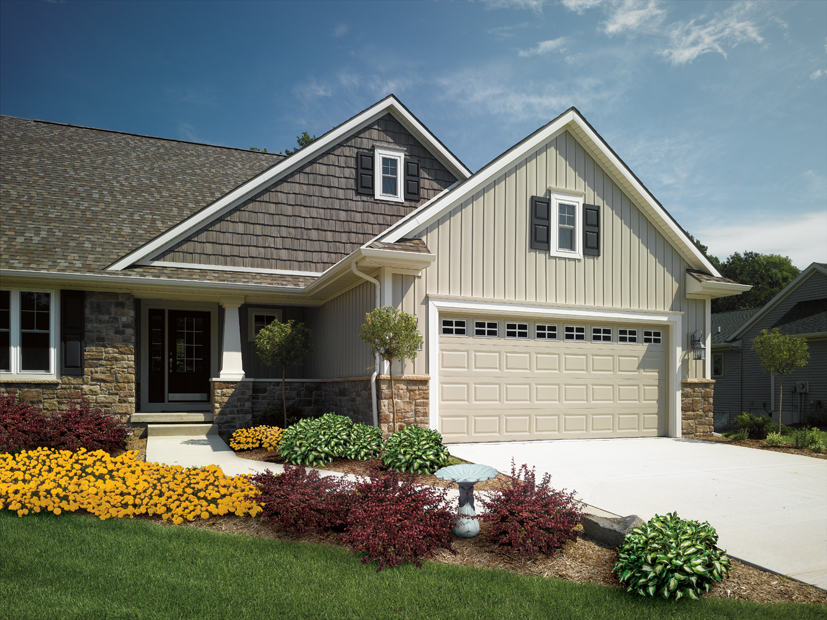 Vinyl siding annapolis roofing annapolis maryland for Type of siding board