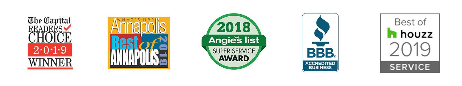 Service Awards 2019