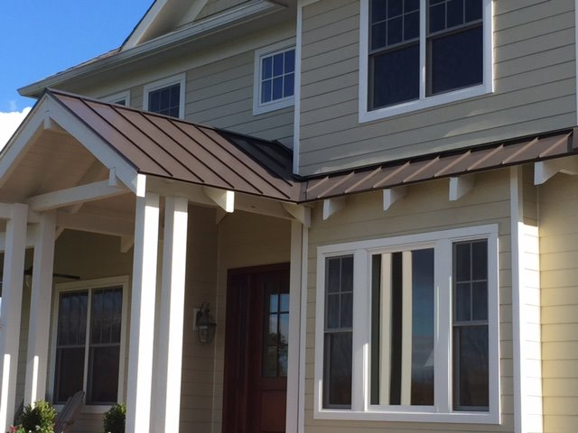 Fichtner Metal Roof Roofing Annapolis Maryland Siding